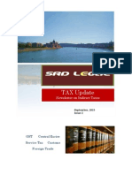 SRD Legal - TAX Update Issue 2 - 20150916
