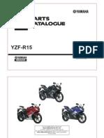 YAMAHA YZF-R15 CATALOGUE