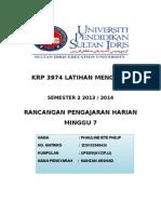 RPH Bahasa Melayu Tahun 3