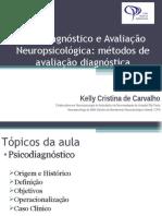 Psicodiagnóstico e Avaliação Neuropsicológica