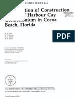 NBS Harbor Cay Condo Collapse 1981 Report NBSIR 81-2374(1)