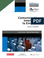 Libro Comunicación Interna Dentro de La Empresa