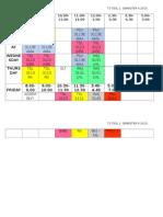 Timetable Semester 6 (1)
