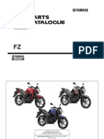 YAMAHA FZ CATALOGUE