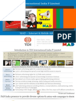 Lift Up your Organization's Leads and online Presence by availing TDIMAD Splendid Services.