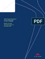 Spend Analysis User Guide 9r1SP9