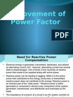 04 - Improvement of Power Factor