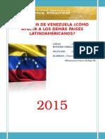 Trabajo Venezuela 12 de Octubre