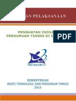 Buku Panduan Inovasi PT Di Industri
