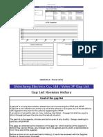 APQP(Gaplist_04_12_2008)