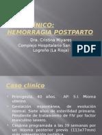 Caso ClínicoHEMORRAGIA