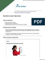 Bursitis de Codo_ Ejercicios