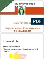 K - 18 Hiperbilirubinemia (Ilmu Kesehatan Anak)