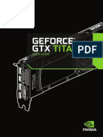 Gtx Titan x User Guide
