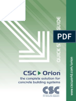 standard training manual csc orion cartesian coordinate system rh pt scribd com csc orion standard training manual pdf orion standard training manual pdf