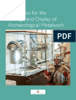 Storage Display Archaeological Metalwork 2ndPP 2013