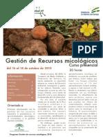 Dossier Curso Gestión micológica.red
