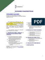 Cirugias Del Pancreas