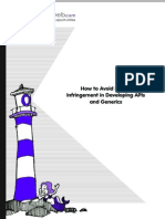 How to Avoid Patent Infringement in Developing APIs and Generics.pdf