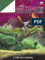 Broncasaurus Rex