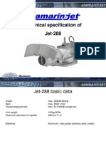 Technical Specification Jet-288_EN