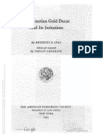 The Venetian gold ducat and its imitations / by Herbert E. Ives ; ed. and annot. by Philip Grierson