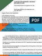 Nuevo Articulo 21 Lir Gastos Rechazados (1)