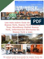 Nueva York Walking Tour