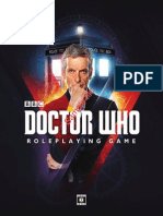Doctor Who Adventure game (future look)