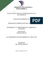 Uribe_christian_desarrollo y Subdesarrollo Ambiental Ecuador