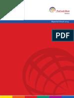 Raportul Anual Rom 2014