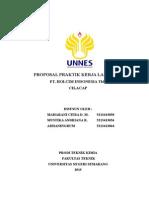Proposal Pkl Pt. Holcim Fix (Adha)
