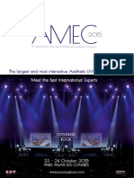 40 Program en Amec 2015