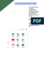 Entrar a Gmail, Redactar y Contacto 2015