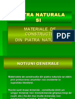 Piatra Naturala