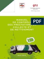Manuel de Controle Gestion Deleguee Collecte Et Nettoiement