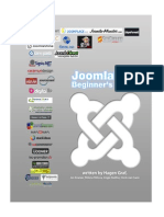 Joomla 25 for Beginners Guide