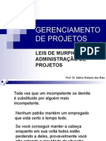 04 - Murphy e o Gerenciamento de Projetos