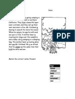 Task Sheet y4