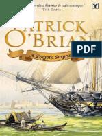 A Fragata Surprise - Mestre Dos - Patrick O Brian