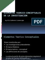 Clase 05 Elementos Teorico Conceotuales de La Investigacion (1)