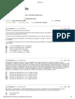 AV Gestão de Processos 2015.1
