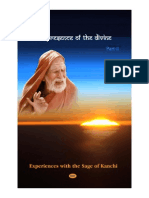 In the Presence of Divine - Vol 2 - Chapter 4 - Sreedhar Transformed By Deivathin Kural