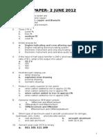 Dgca Paper 2 June 2012