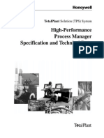 HPM - Specification and Technical Data