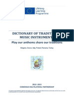 Dictionary of Traditional Music Instruments (Final)