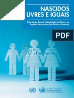 Nascidos Livres e Iguais - OnU