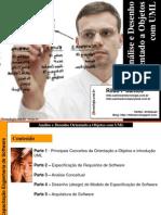 Analise e Desenho Orientado a Objetos Com UML