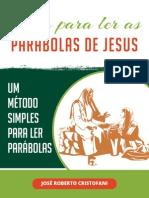 Cristofani Guia Para Ler as Parabolas de Jesus