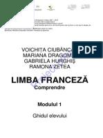 Ghid Franceza m1 Elev